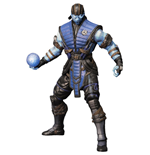 Mortal Kombat X Action Figure Sub-Zero Ice Variant Previews Exclusive 15 cm