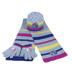 My little pony Scarf and Cap Set 179869