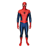 MARVEL COMICS Spider-Man Adult Unisex Cosplay Costume Morphsuit, Medium, Multi-Colour