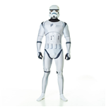 STAR WARS StormTrooper Adult Unisex Zapper Cosplay Costume Digital Morphsuit, Medium, Multi-Colour