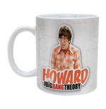 Big Bang Theory Mug Howard