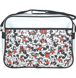 Mickey Mouse Retro Bag - Mickey And Minnie - Repeat