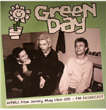 Vynil Green Day - Wfmu  New Jersey May 28th 1992 – Fm Broadcast