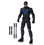 Batman Arkham Knight Action Figure Nightwing 17 cm