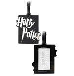 Harry Potter Luggage Tag Logo