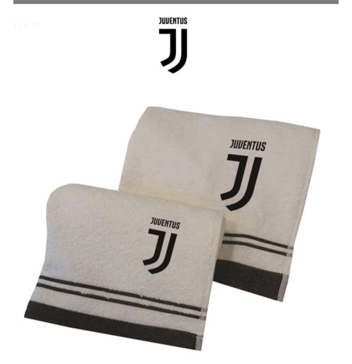 Juventus FC Towels Set
