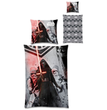 Star Wars Episode VII Duvet Set Reversible The Dark Side II 135 x 200 cm / 80 x 80 cm