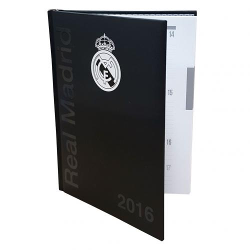 Real Madrid F.C. Diary 2016