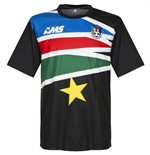 2015-2016 South Sudan Away Football Shirt