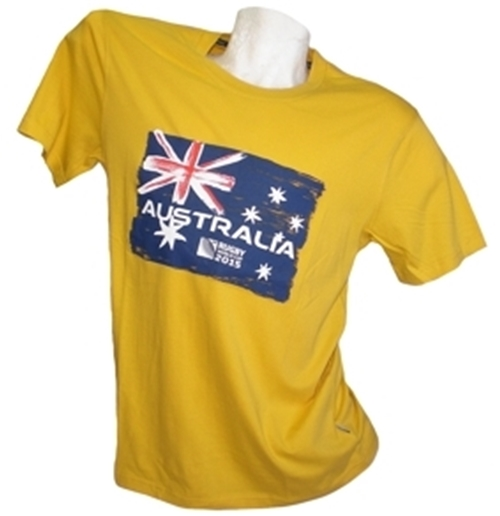 Australia rugby T-shirt 180740