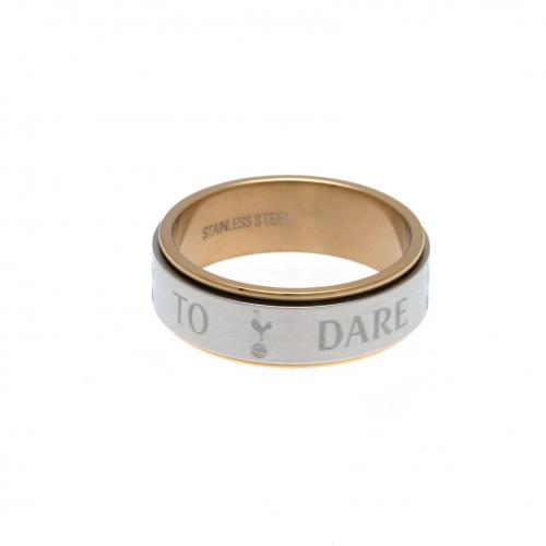 Tottenham Hotspur F.C. Bi Colour Spinner Ring XX-Large