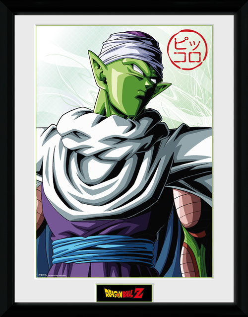 Dragon Ball Z Piccolo Framed Collector Print