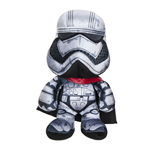Star Wars Episode VII Plush Figure Captain Phasma 17 cm