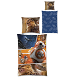 Star Wars Episode VII Duvet Set Reversible The Force Awakens 135 x 200 cm / 80 x 80 cm