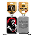 The Walking Dead Dog Tag Necklace 181121