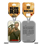 The Walking Dead Dog Tag Necklace 181122