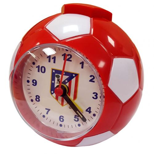 Atletico Madrid F.C. Football Alarm Clock
