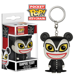 Nightmare Before Christmas Pocket POP! Vinyl Keychain Vampire Teddy 4 cm