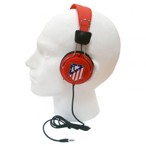 Atletico Madrid F.C. Studio Headphones