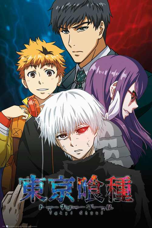 Tokyo Ghoul Conflict Maxi Poster