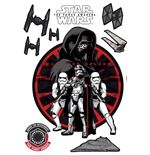 Star Wars Episode VII Wall Decor First Order 50 x 70 cm