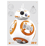Star Wars Episode VII Wall Decor BB-8 100 x 70 cm