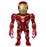 Avengers Age of Ultron Artist Mix Bobble-Head Iron Man Mark XLV 13 cm