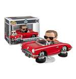 Agents of S.H.I.E.L.D. POP! Rides Vinyl Vehicle with Figure Director Coulson & Lola 12 cm