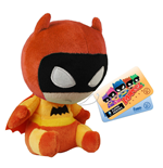 DC Comics Mopeez Plush Figure 75th Anniversary Colorways Orange Batman 12 cm