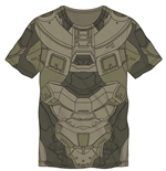 Halo 5 T-Shirt Master Chief Cosplay