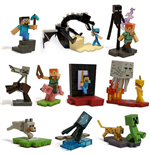 Minecraft Craftables Figures 6 cm Display (27)