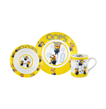 Minions Breakfast Set Oops