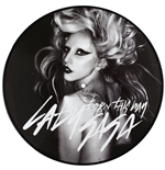 Vynil Lady Gaga - Born This Way (Picture Disc)