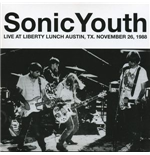 Vynil Sonic Youth - Live In Austin   November 26 1988