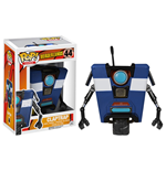 Borderlands POP! Games Vinyl Figure Blue Claptrap Limited Edition 9 cm
