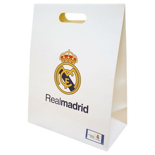 Real Madrid F.C. Gift Bag Large WT