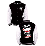 Batman Baseball Varsity Jacket Joker