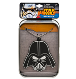 Star Wars Episode VII Pendant with Chain Darth Vader