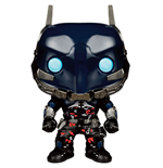 Batman Arkham Knight POP! Heroes Figure Arkham Knight 9 cm