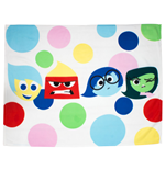 Inside Out Fleece Blanket Emotion 120 x 150 cm