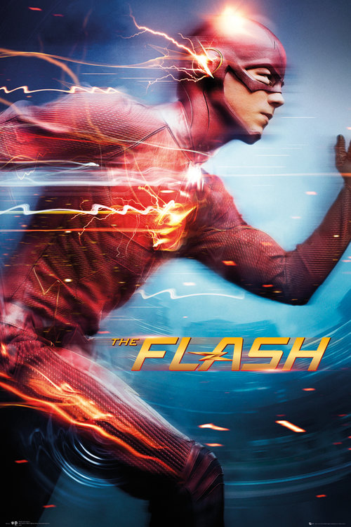 The Flash Speed Maxi Poster