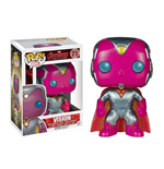 Avengers Age of Ultron POP! Vinyl Bobble-Head Vision (Metallic) Limited Edition 10 cm