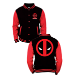 Marvel Comics Baseball Varsity Jacket Deadpool