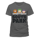South Park T-shirt - Group