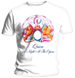 Queen T-shirt - A Night At The Opera