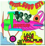Beatles Magnet - Hello Goodbye / I Am The Walrus