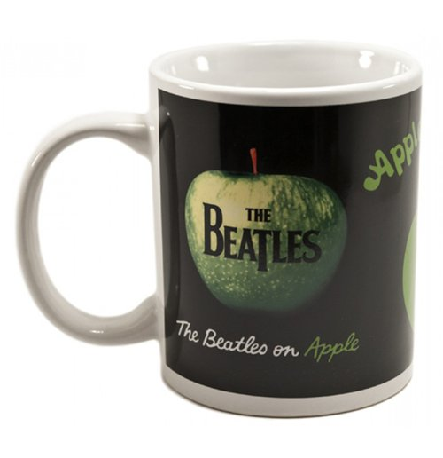 Beatles Mug - Beatles On Apple