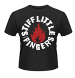 Stiff Little Fingers T-shirt  - Punk