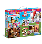 Masha and the Bear Toy Edukit 7 In 1