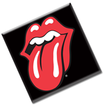 The Rolling Stones - Classic Tongue Magnet